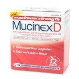 MucinexD