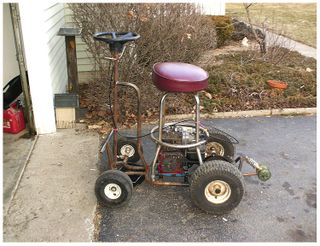 Motorizedbarstool