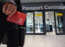 Passportcontrol