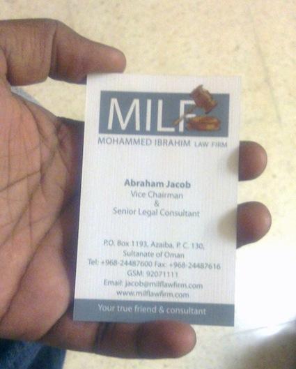 MILFcard